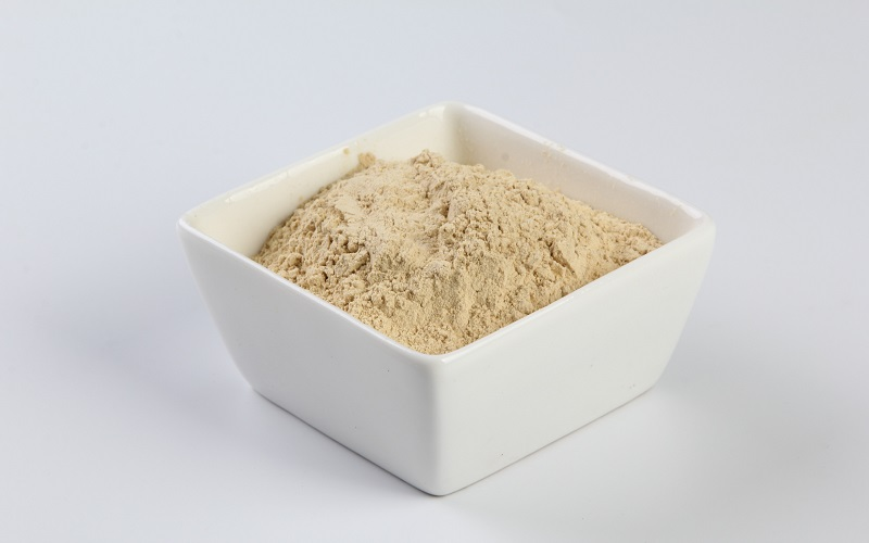 Dehydrated cauliflower powders