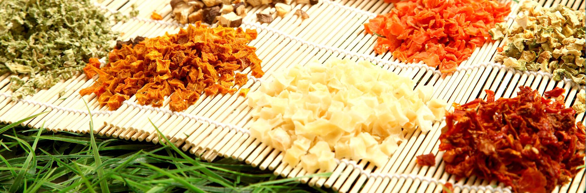 Dehydrated vegetables from Xinghua Lianfu Food