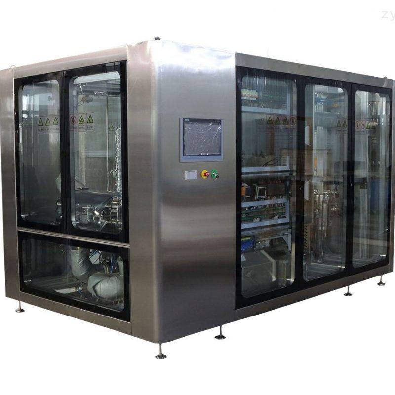 steam sterilization machine of Xinghua Lianfu Food