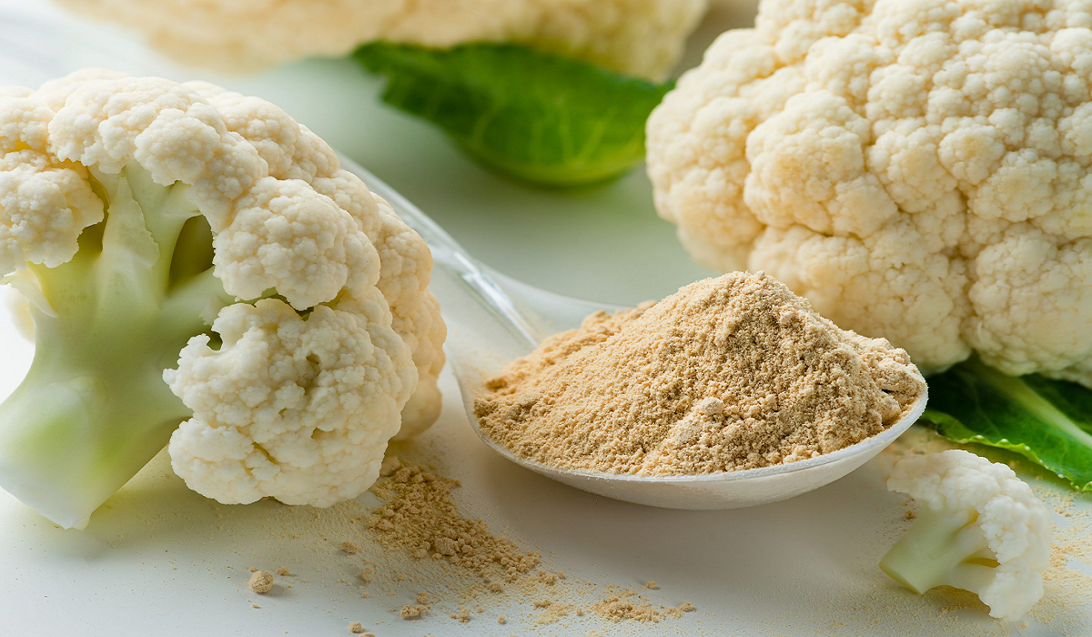 gluten free cauliflower flour from Xinghua Lianfu Food
